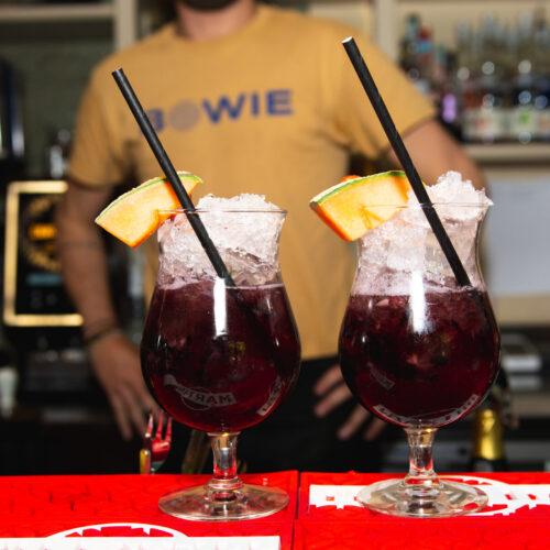 Bowie Torino - Menu & Drinks