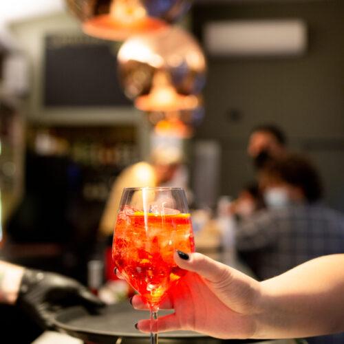 Bowie Torino - Drinks